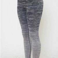 Yoga Leggings - Gray