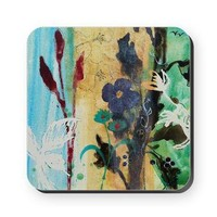 leaf berry flower 8.jpg Square Coaster> Leaf Flower Berry Gallery523