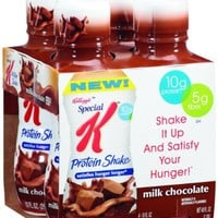 Special K Protein Shakes, Milk Chocolate, 4-Count Bottles (Pack of 6)