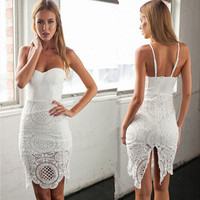 New Fashion Summer Sexy Women Dress Casual Dress for Party and Date = 4457899140