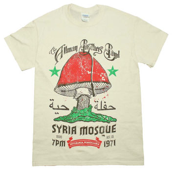 Officially licensedAllman BrothersSyria Mosque