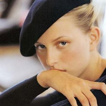 Chic French Beret Hat