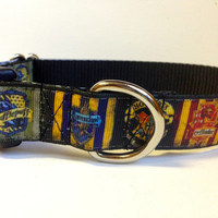 Harry Potter Hogwarts Collar