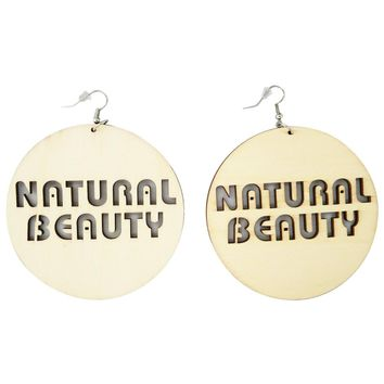 natural beauty earrings | Natural hair earrings | Afrocentric earrings | jewelry | accessories