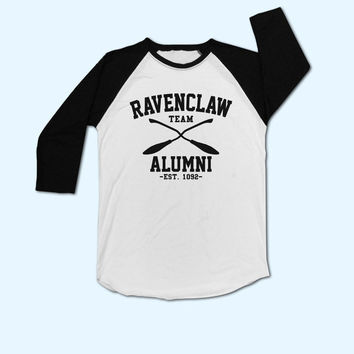 Team Ravenclaw Alumni Harry Potter T-Shirt - Gift for friend - Present