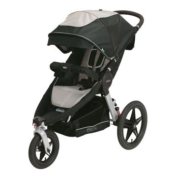 Graco Relay Click Connect Performance Jogging Stroller - Pierce