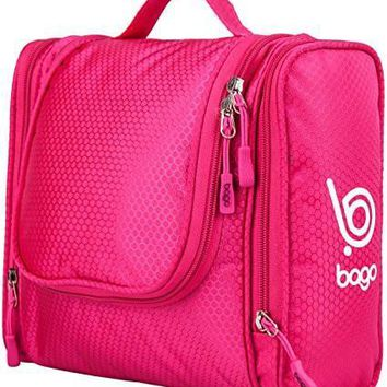 Makeup Bag For Travel Accessories Pink