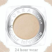 L'Oreal Color Infallible Matte Finish Eyeshadow - 016 Coconut Shell