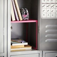 Gear-Up Pink Magenta Locker Shelf