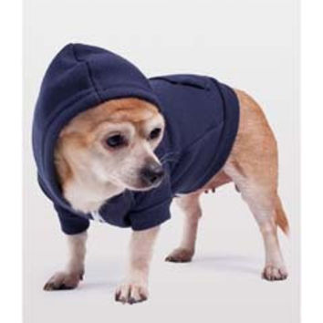 BLANK apparel ~ American Apparel Dog Hoody ~ dog blank, dog tee, wholesale apparel, blank tee, lap dog, dog clothes, cat clothes, hoody