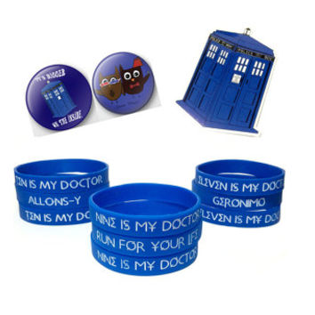Doctor Who Gift Pack