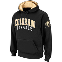 Colorado Buffaloes Double Arches Pullover Hoodie - Black