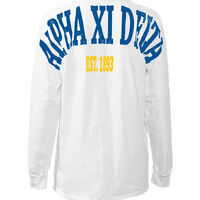 Alpha Xi Delta Color Series Stadium Jersey