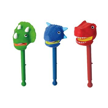 Educational Insights 3-pc. Dinosaur Puppet on a Stick Set
