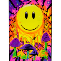 BL6025 - Opticz Have a Nice Trip Blacklight Poster