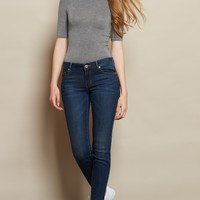 Deep River Blue Super Skinny Jean
