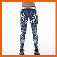 Dallas Cowboys NFL 3D Printed Leggings