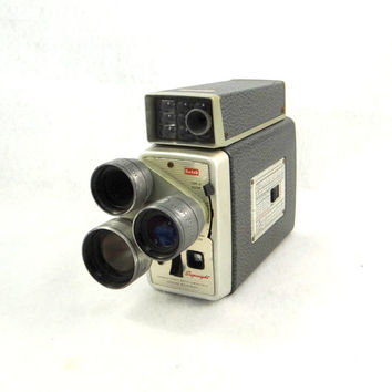 Kodak Brownie Turret Movie Camera - Scopesight Exposure Meter Model