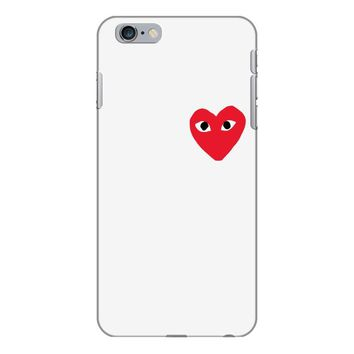 comme des garcons play iPhone 6/6s Plus Case