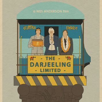 the plot of the darjeeling limited by wes anderson Jason schwartzman and amara karan in the darjeeling limited the films of wes anderson 16 / 28 back chicken thief who decides to plot one.