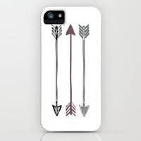 arrow iPhone Case by Marianne Matilda | Society6