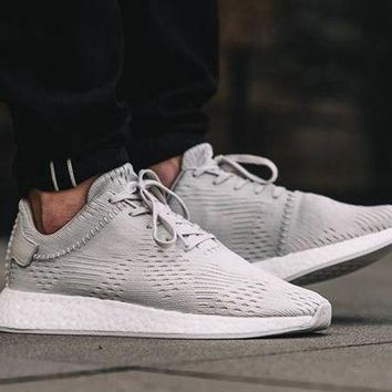CREYGE2 Beauty Ticks Adidas X Wings+horns Nmd R2 Men Women Sneaker