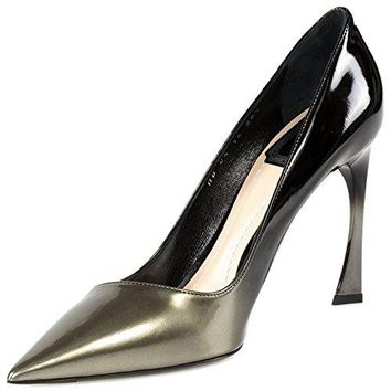 Dior Women's Graded Patent Calfskin Pump