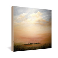 Rosie Brown Big Sky Gallery Wrapped Canvas