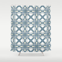 A42 Shower Curtain by Shelly Bremmer