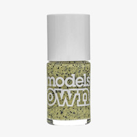Models Own Goose Yellow Nail Polish (Speckled Eggs Collection)