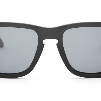 RILEY - BLACK FRAME - POLARIZED GREY LENS