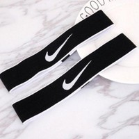 Gotopfashion NIKE Sport Yoga Gym Motion Headband Hair Hoop White
