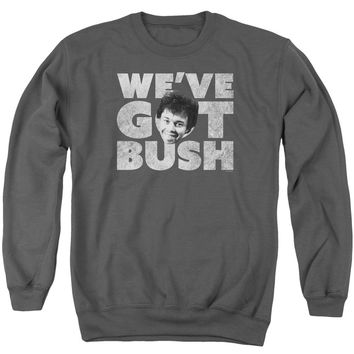 Revenge Of The Nerds - We've Got Bush Adult Crewneck Sweatshirt
