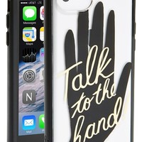 Sonix 'Talk to the Hand' Clear iPhone 5c Case