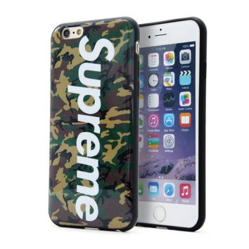 Camo Supreme Case for iPhone