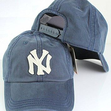 American Needle MLB New Timer Slouch Baseball Adjustable Snapback Hat