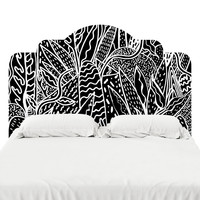 Jardin Copia Headboard Decal