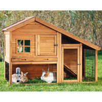 Trixie's Rabbit Hutch with a View - Small Pet - Boutique - PetSmart