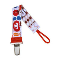 Personalized Pacifier Clip in Fruit Salad | Overstock.com