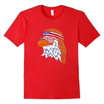 4th july American eagle flag- Independence Day 2017 t shirt