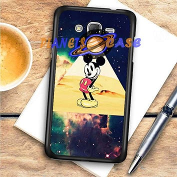 disney Mickey mouse Hipster Triangle Galaxy Samsung Galaxy J7 | J7 2016 Case Planetscase.com