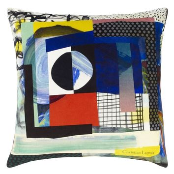 Christian Lacroix Sunset Mix Crepuscule Decorative Pillow