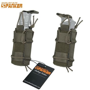 EXCELLENT ELITE SPANKER Pistol Holsters Tactical Ammo Clip Magazine Pouches Outdoor Equipment Pistol clip Hunting Bags