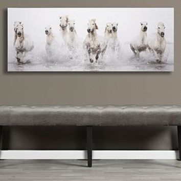 White Horses 1 | Canvas | Art by Type | Art | Z Gallerie