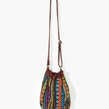 Painted Desert Bucket Bag