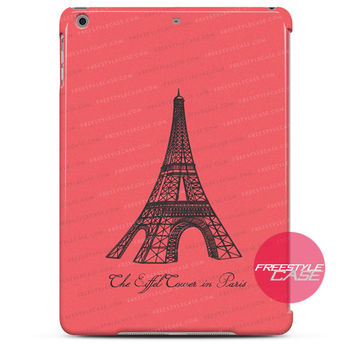 Eiffel Tower Tumblr Quotes  iPad Case Case Cover Series