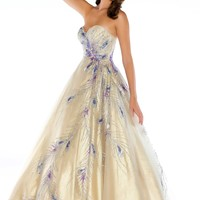Ball Gowns by Mac Duggal 81504H