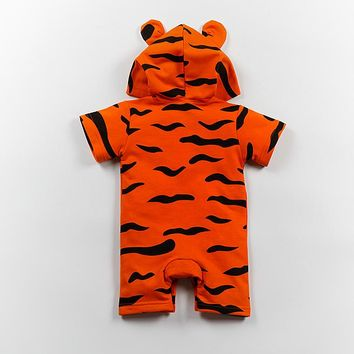Tigger from Winnie Poo Baby Jumper, Infant Clothes