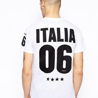 Born Idol Italy 06 T-Shirt - White