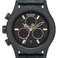 Nixon 'The 38-20' Chronograph Bracelet Watch, 38mm | Nordstrom